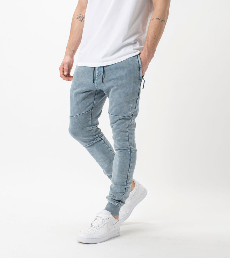 Sureshot Fleece Jogger Salt Blue