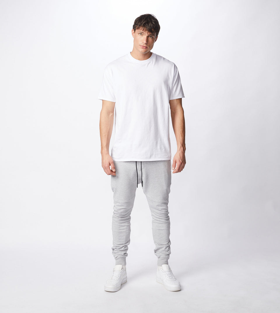 Sureshot Fleece Jogger Silver Marle