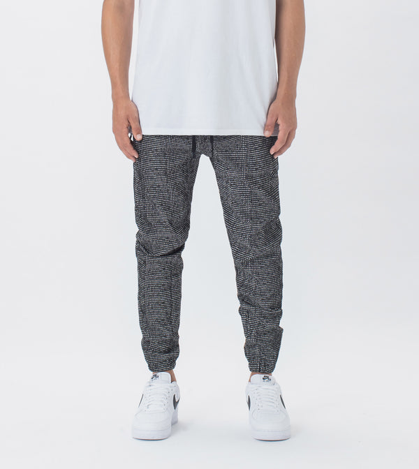 Sureshot Honeycomb Flight Jogger Black