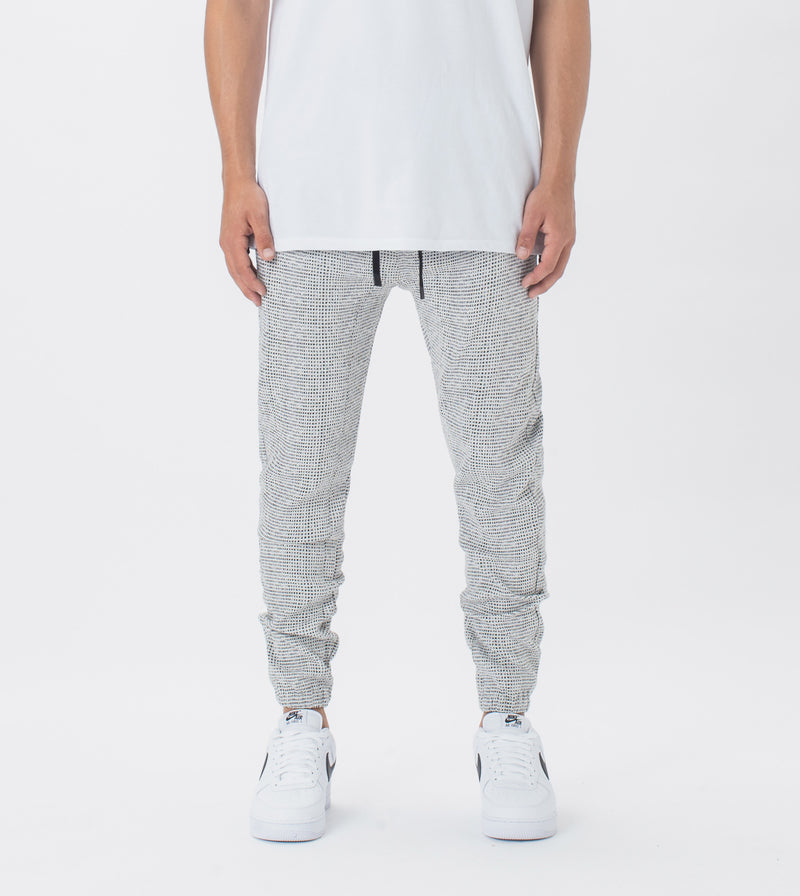 Sureshot Honeycomb Flight Jogger White