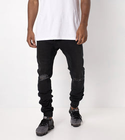 Sureshot Jogger Smokey Black - Sale