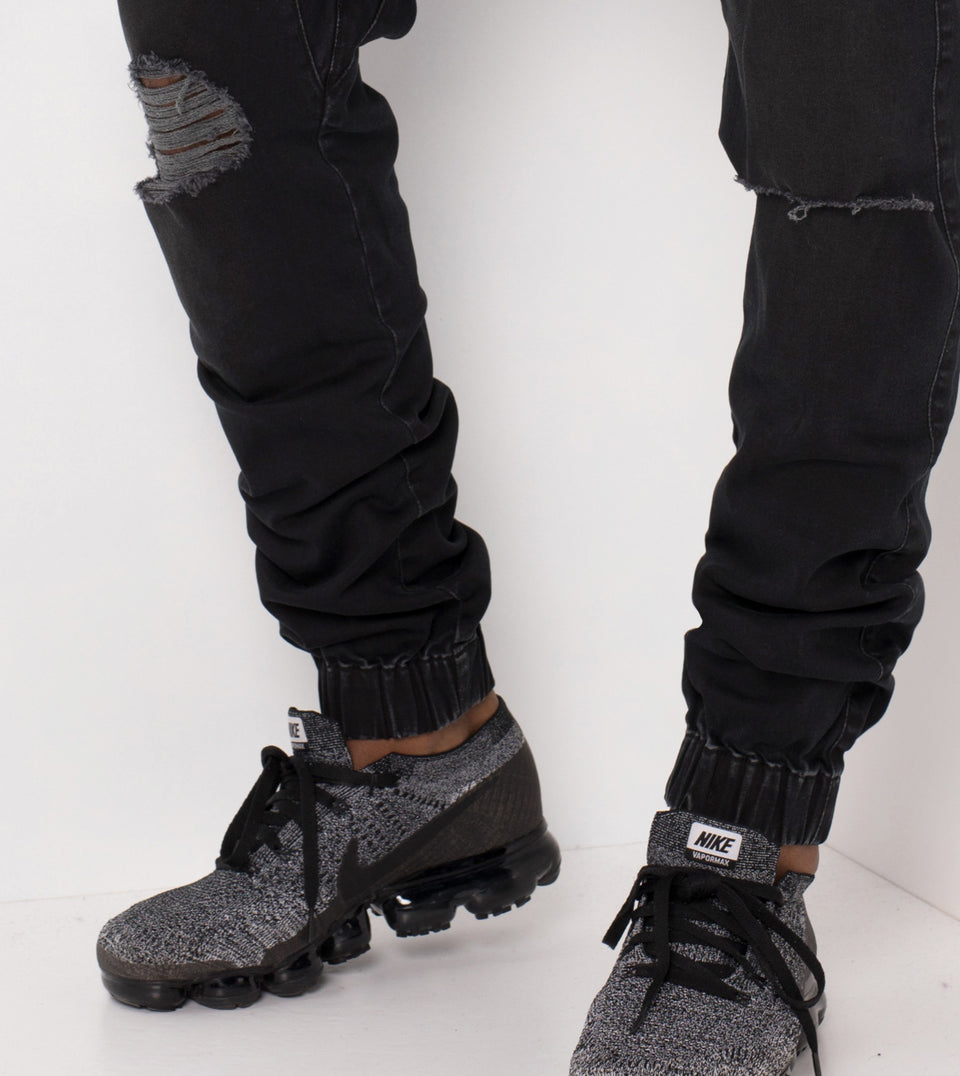 Sureshot Jogger Smokey Black
