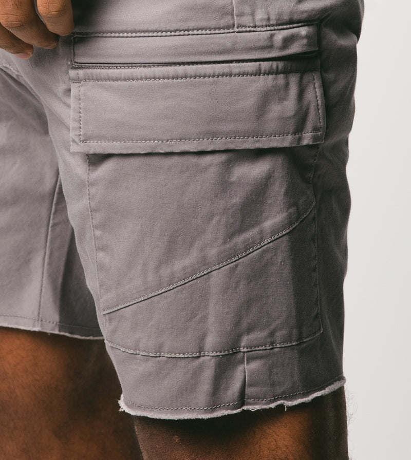 Sureshot Lightweight Cargo Short Cement - Sale