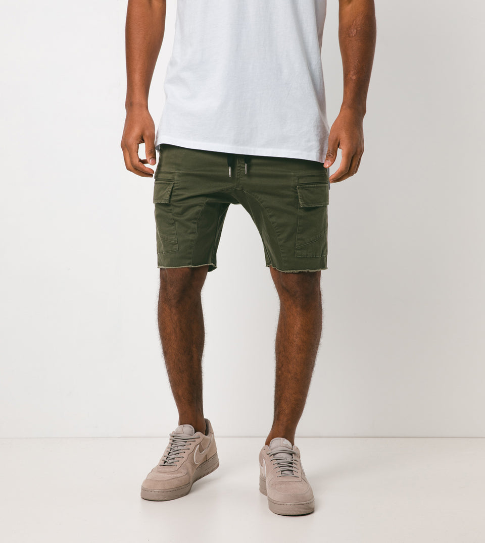 Sureshot Lightweight Cargo Short Military
