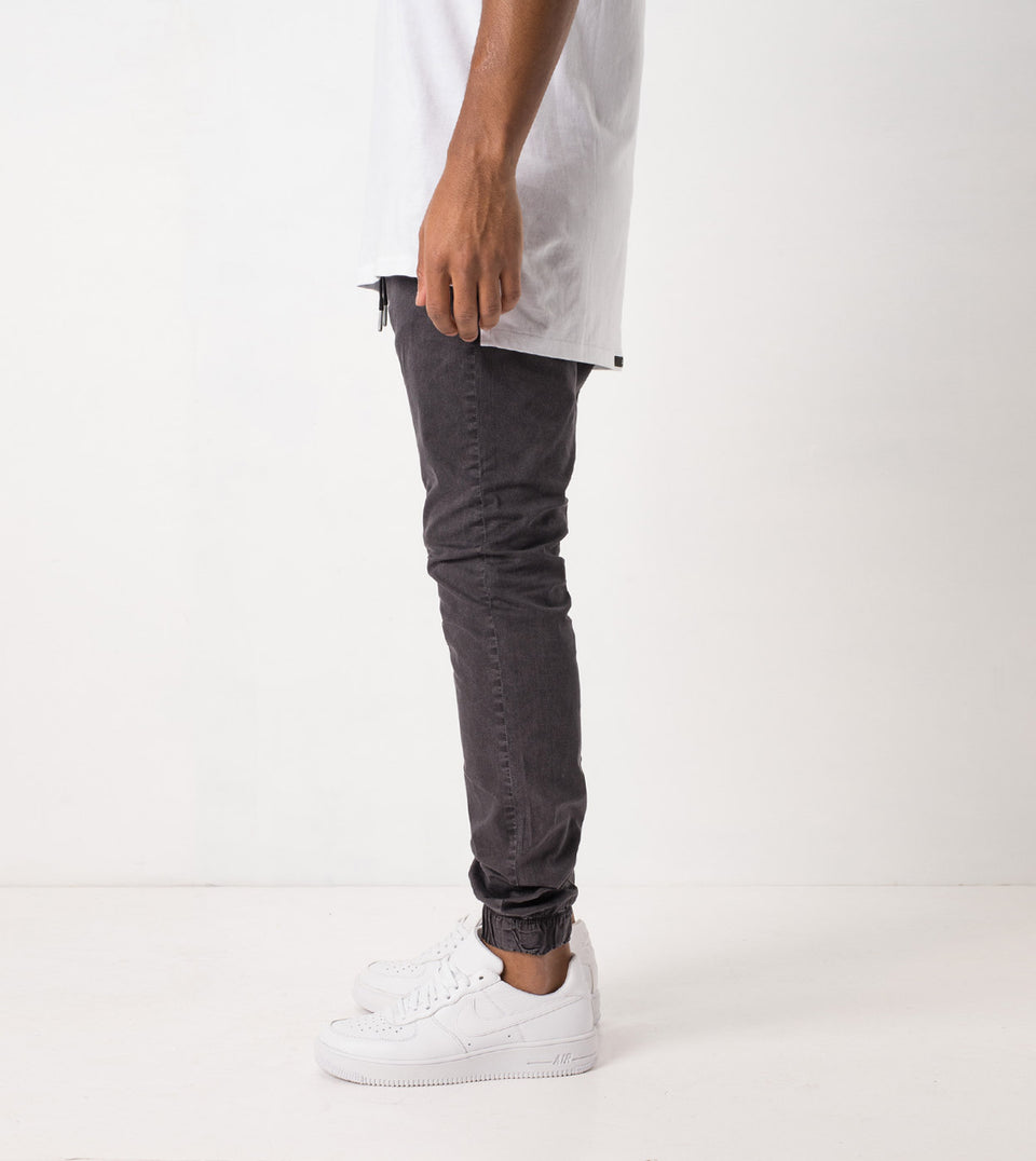 Sureshot Lightweight Jogger Black Acid - Sale