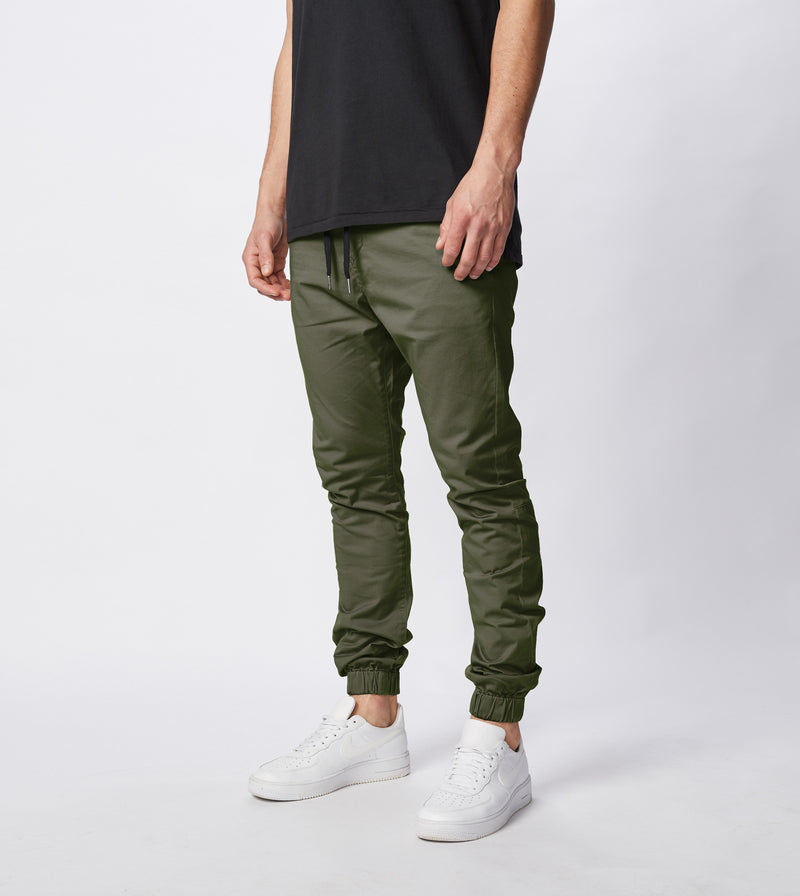 Sureshot Lightweight Jogger Military