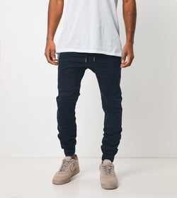 Sureshot Lightweight Jogger Navy - Sale