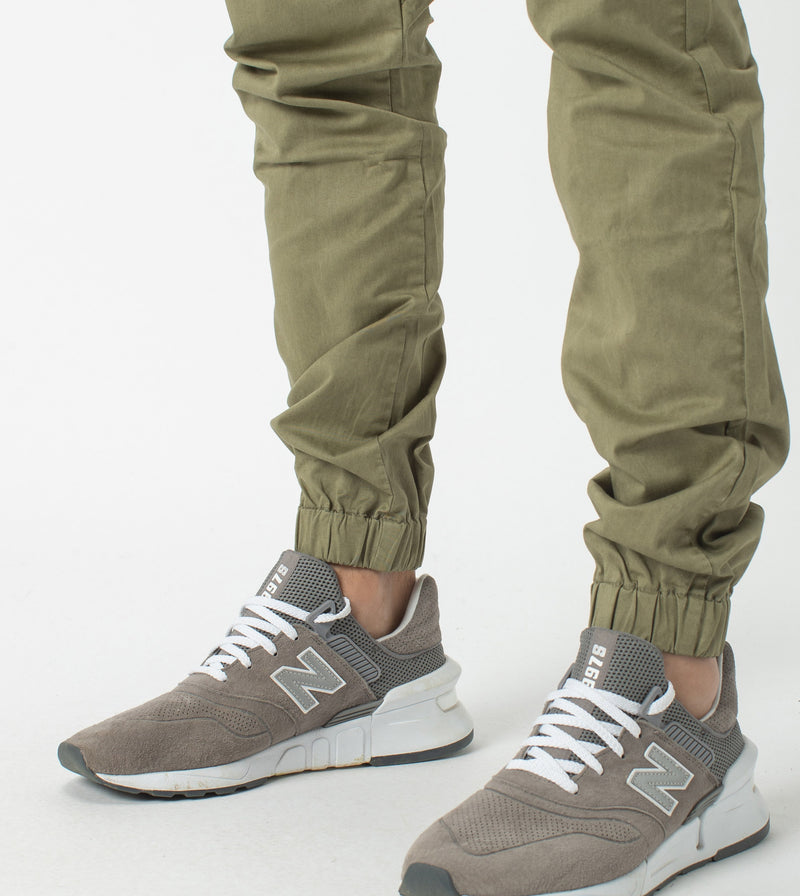Sureshot Lightweight Jogger GD Moss