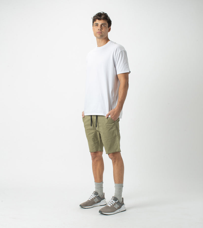 Sureshot Lightweight Short GD Moss