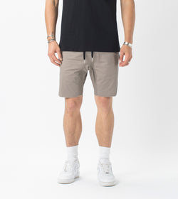Sureshot Lightweight Short Washed Almond