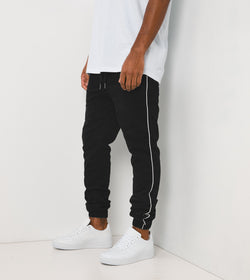 Sureshot Pipeline Jogger Black/White - Sale