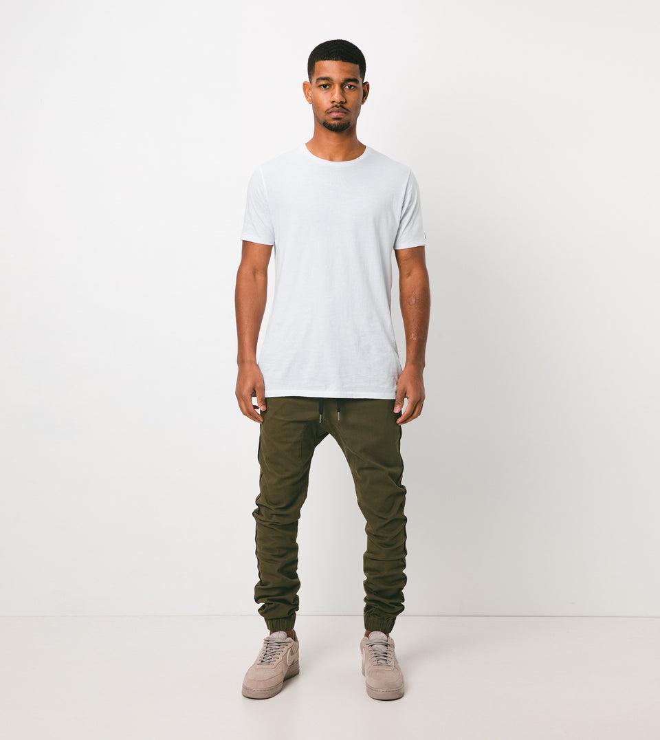 Sureshot Pipeline Jogger Military/Black - Sale