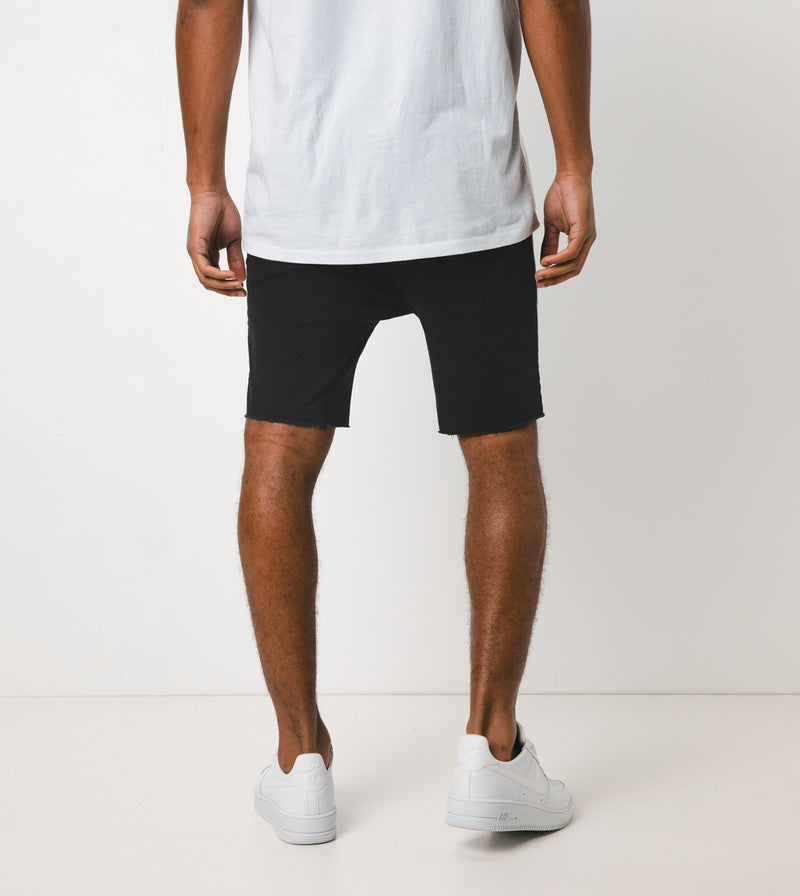 Sureshot Pipeline Short Black/White - Sale