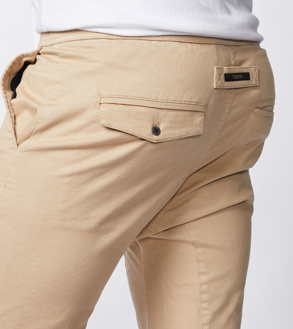 Sureshot Short Tan