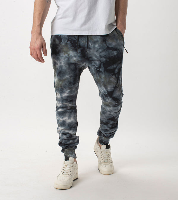 Sureshot Fleece TD Jogger Black/Grey