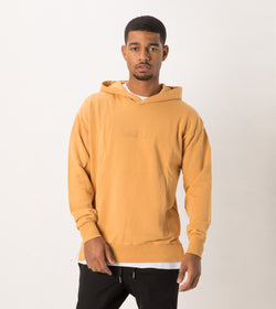 TM Rugger Hood Sweat Saffron