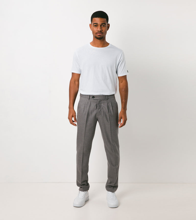 Tailo Pant Grey Marle - Sale