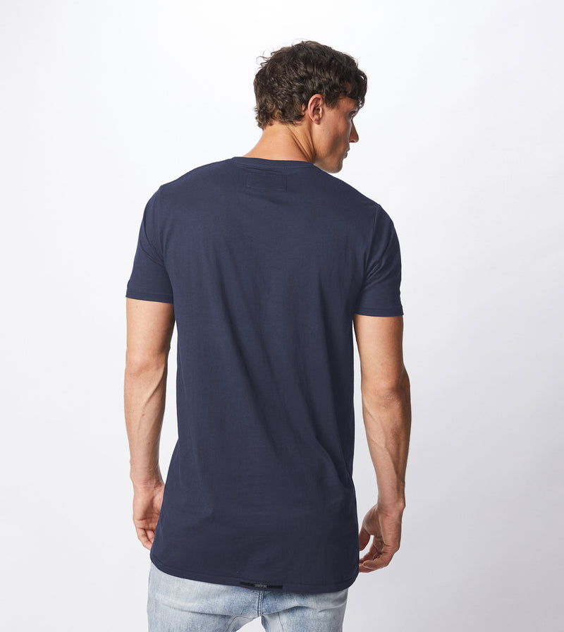 Tall Tee Duke Blue