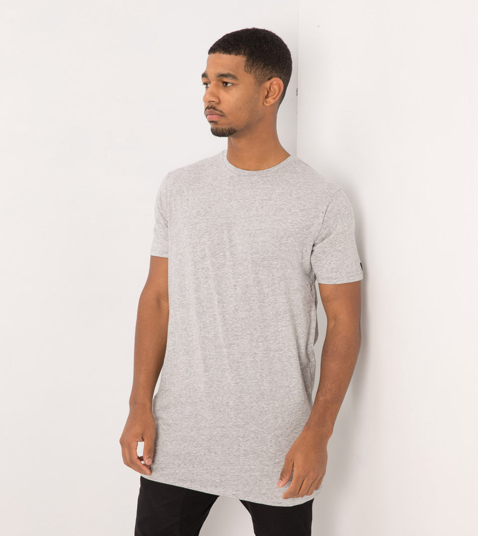 Tall Tee Grey Marle - Sale