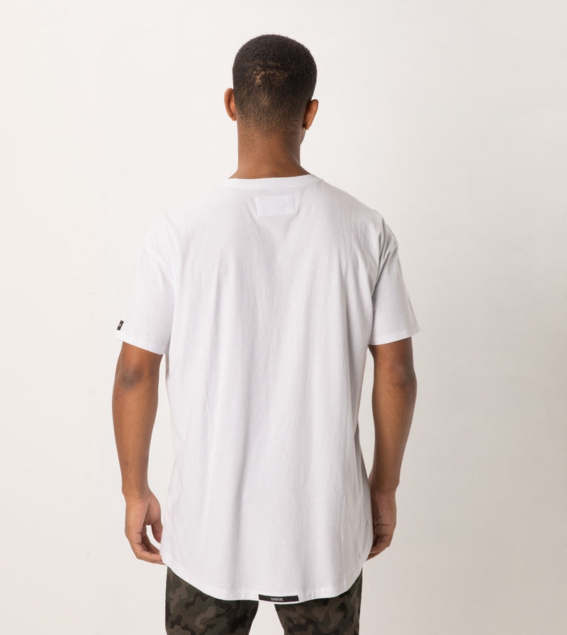 Team Rugger Tee White