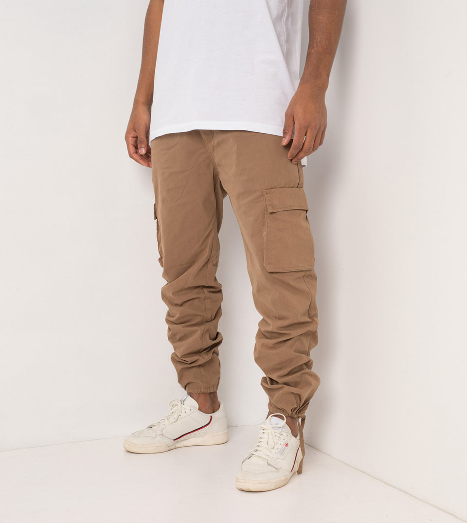 Tracer Cargo Pant Camel