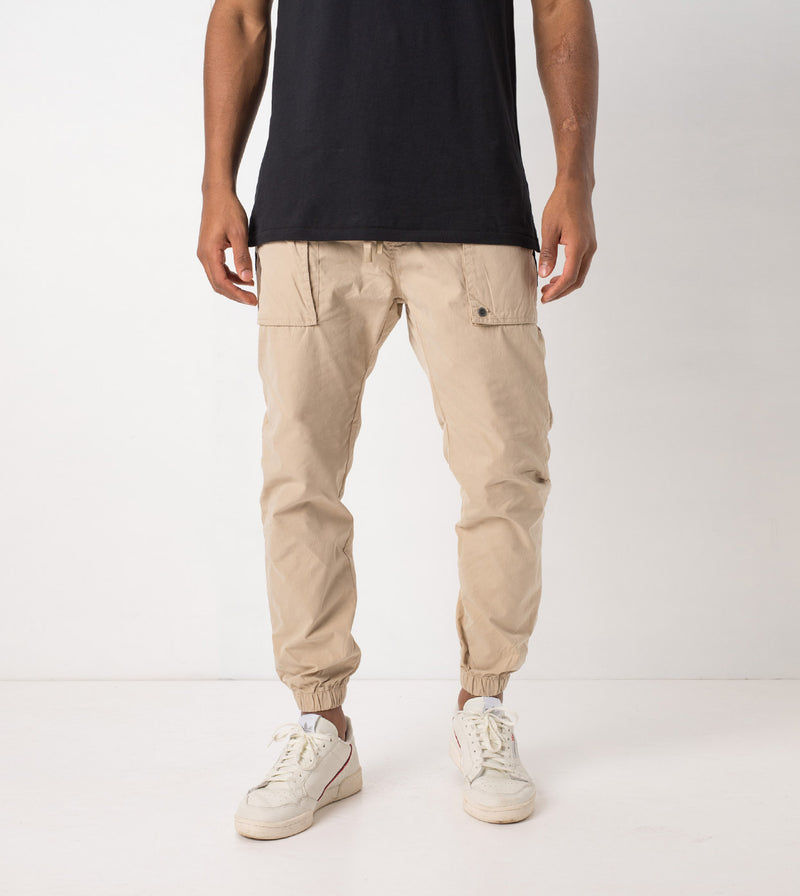 Tracer Pant Beige