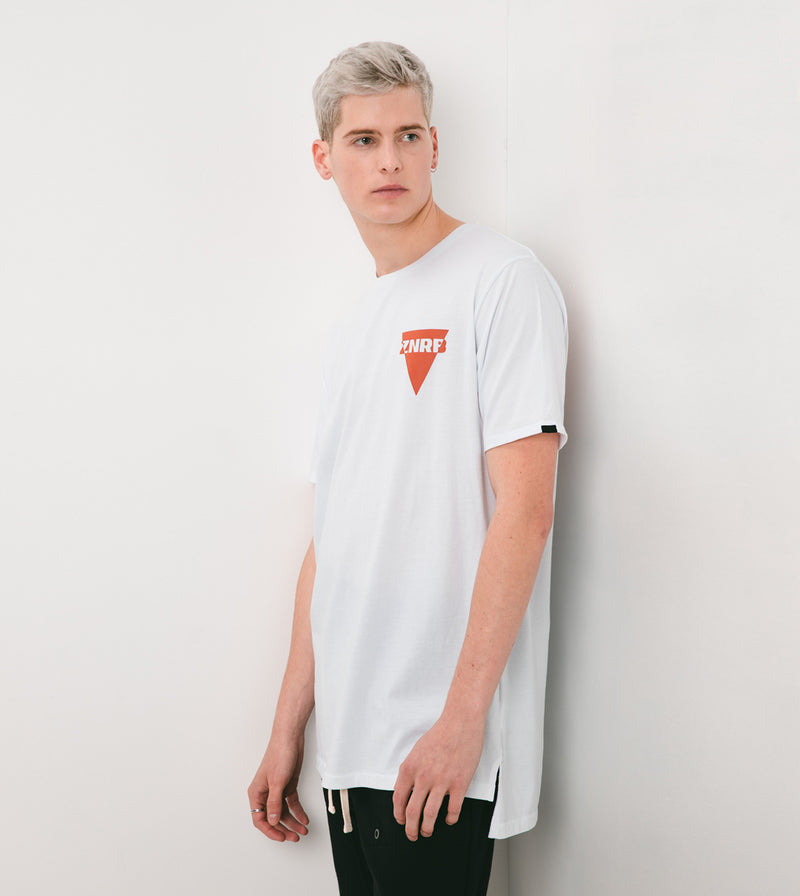 Trifecta Flintlock Tee White