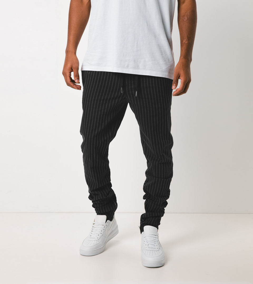 Twin Unblockshot Chino Black/Vintage