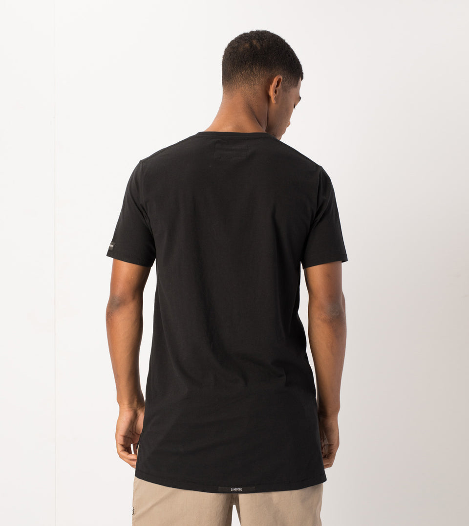 Type Flintlock Tee Black - Sale
