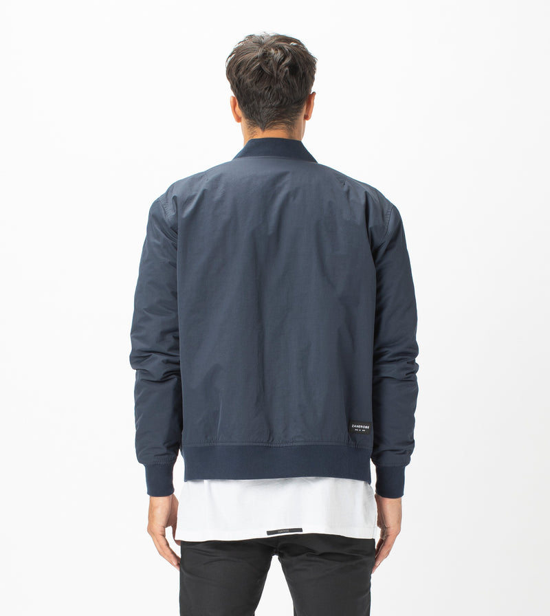 Utility Bomber Jacket Ink