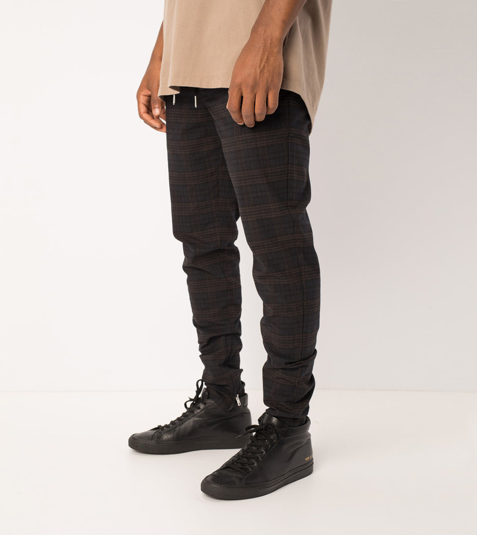 Unblockshot Chino Midnight Check - Sale