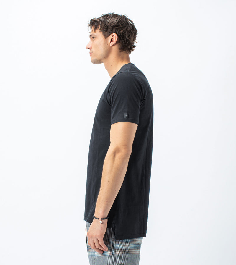 Underline Flintlock Tee Black - Sale
