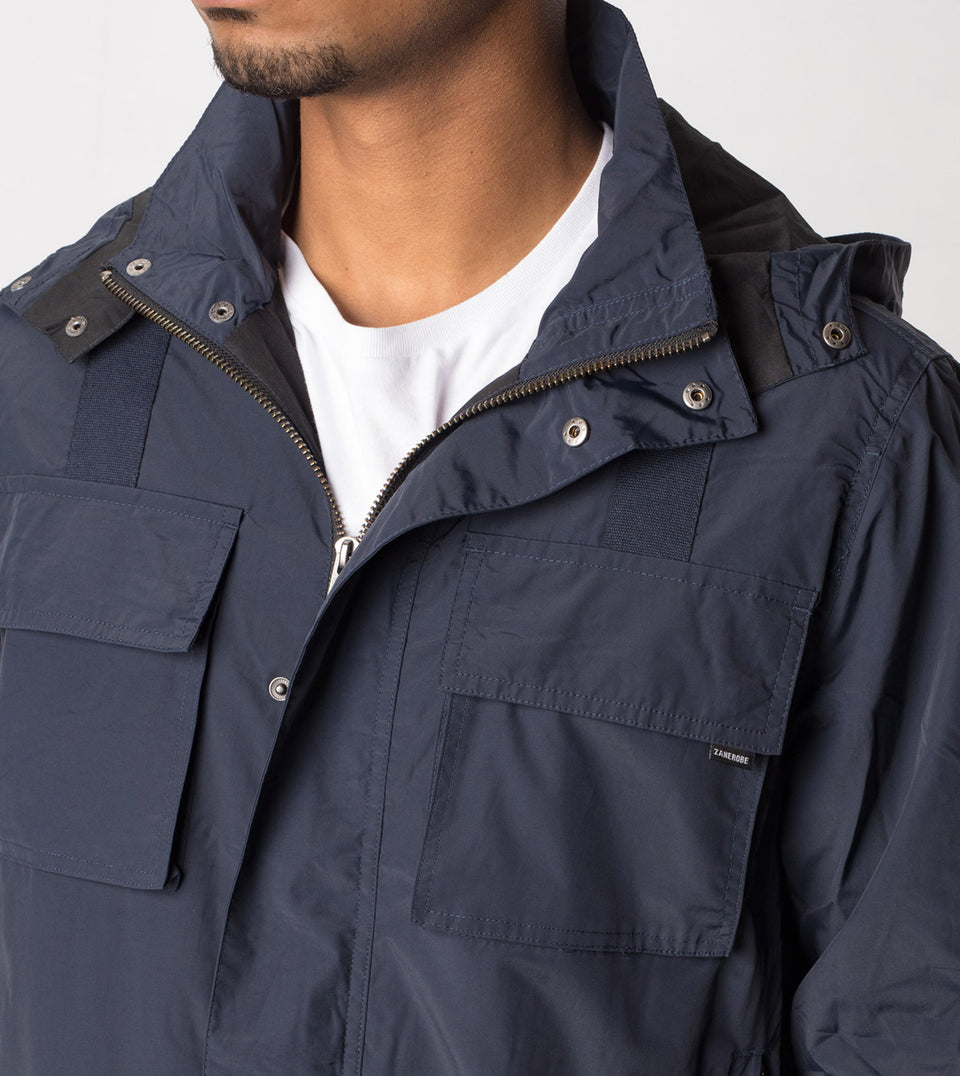 Utility Jacket Navy - Sale