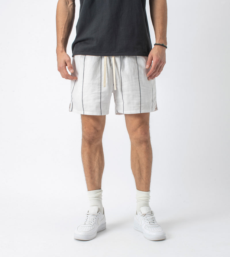 Vice Zephyr Short Milk/Black - Sale