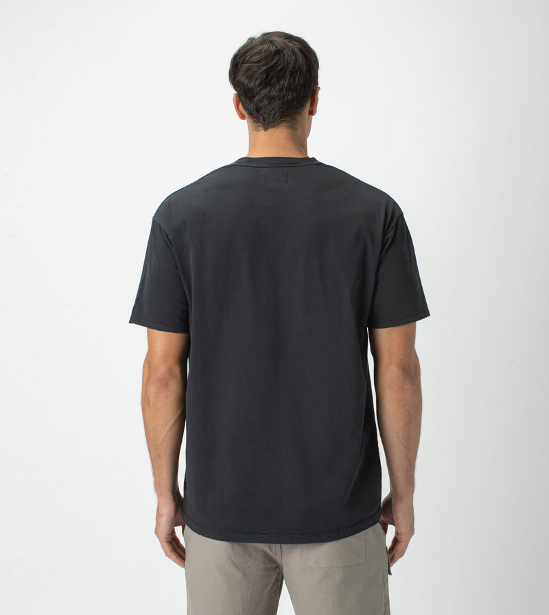 Wheat Box Tee GD Black