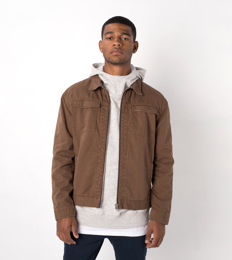 Work Jacket Bronco