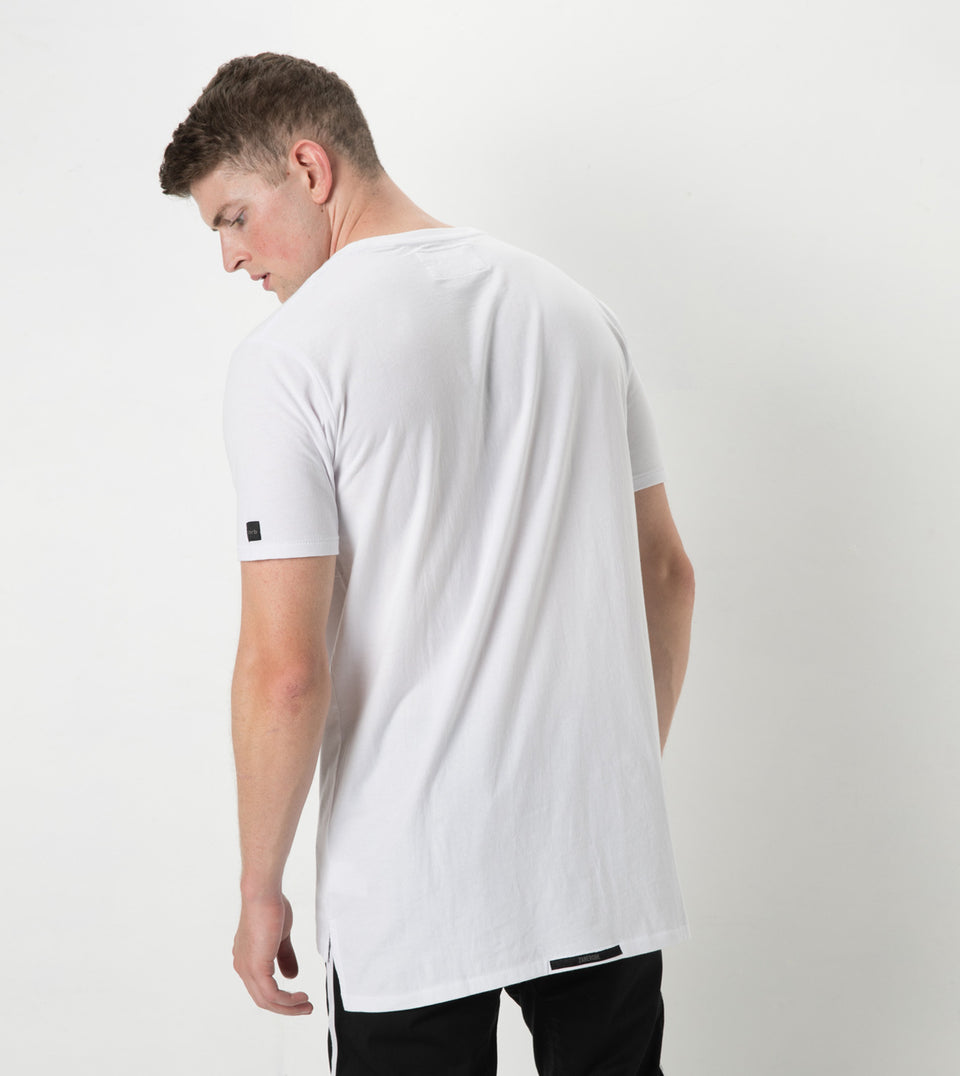 XV Flintlock Tee White