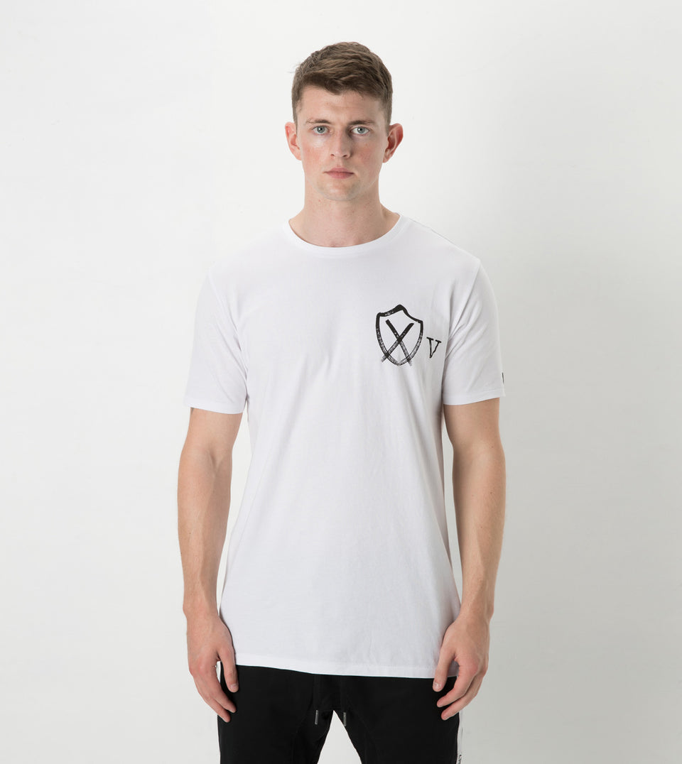 XV Flintlock Tee White - Sale