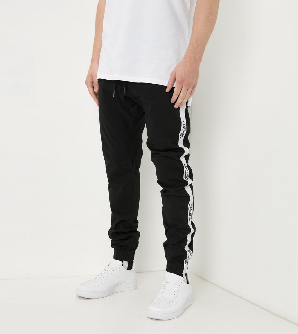 XV Sureshot Lightweight Jogger Black