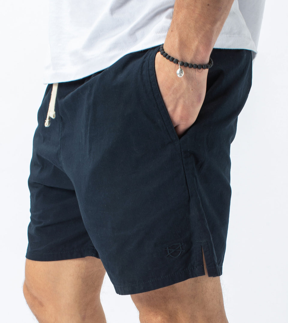 Zephyr Short Navy - Sale