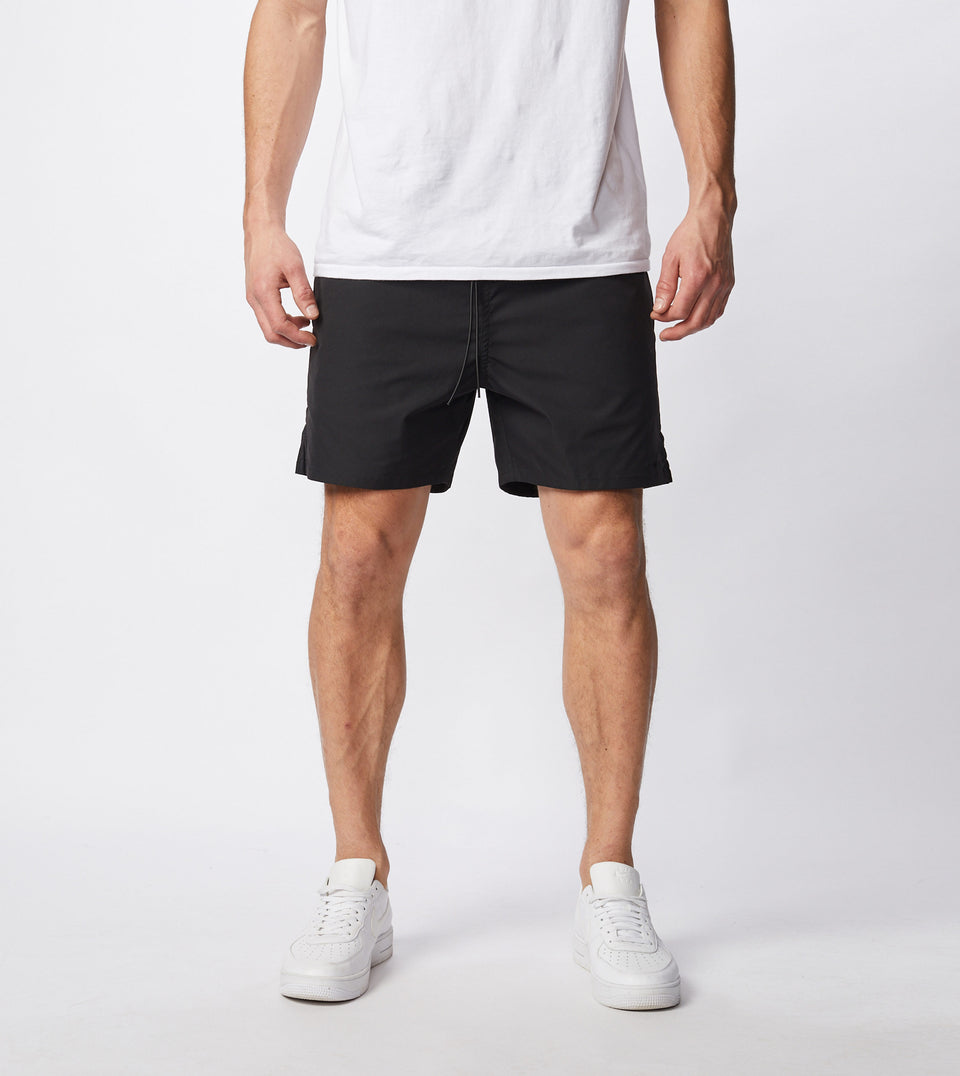 Zephyr Tech Short Black