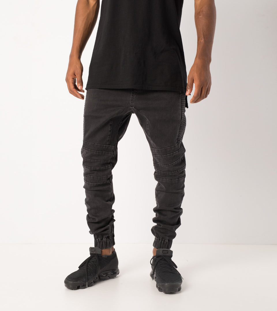 Sureshot Scrambler Jogger Milled Black