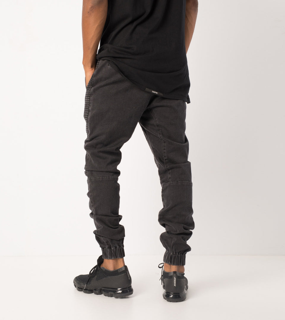 Sureshot Scrambler Jogger Milled Black - Sale