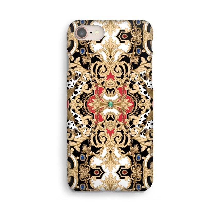 Luxury Phone Case - Jewelled Baroque