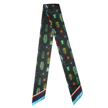 The Tropical Beetle Twilly Scarf
