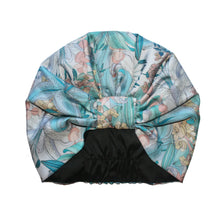 The Lily Bouquet Silk Turban