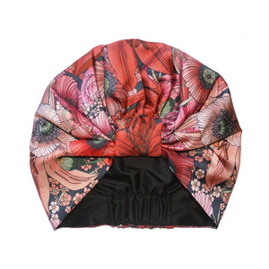 The Poppy & Lily Silk Turban