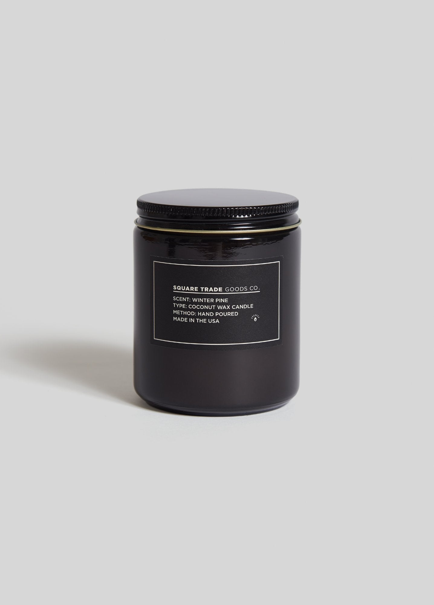 Winter Pine 8 oz. Candle