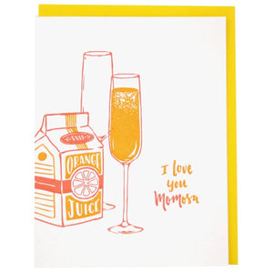 Momosa Mother's Day Card