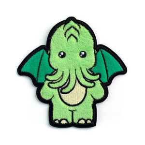 Cute Thulu Patch